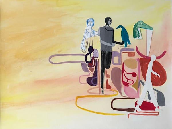 Pieces (2018) Art | Caley O'Dwyer Fine Art