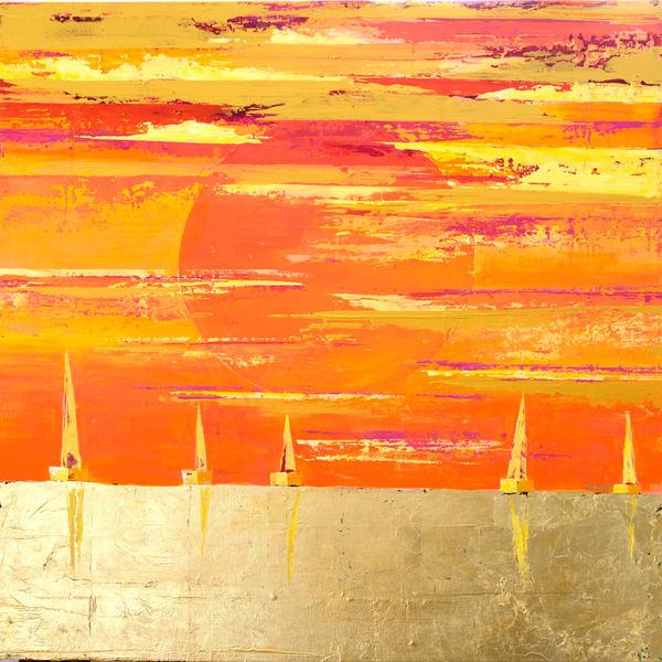Sailing Sun Art   benbonart