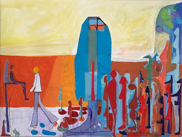 The Fabulist (2018) Art | Caley O'Dwyer Fine Art