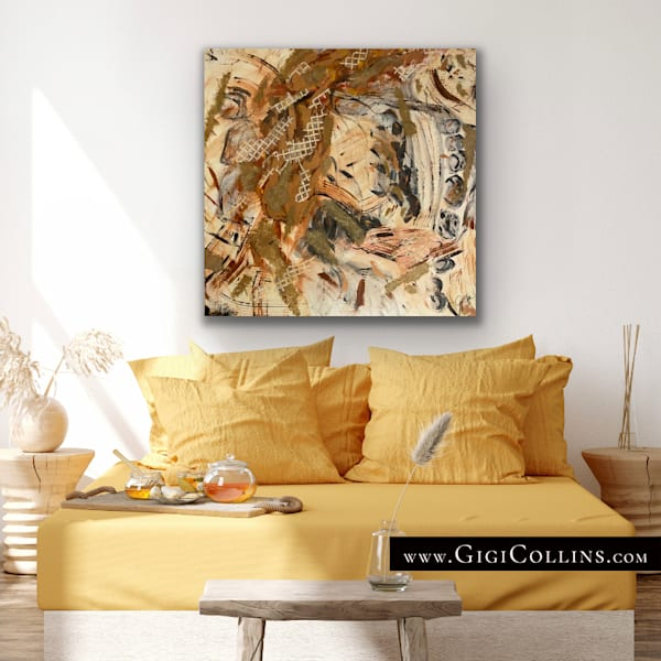 Christening Art | Gigi Collins Art