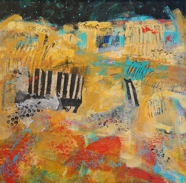 Unearthed Art | Carmen Gambrill Art