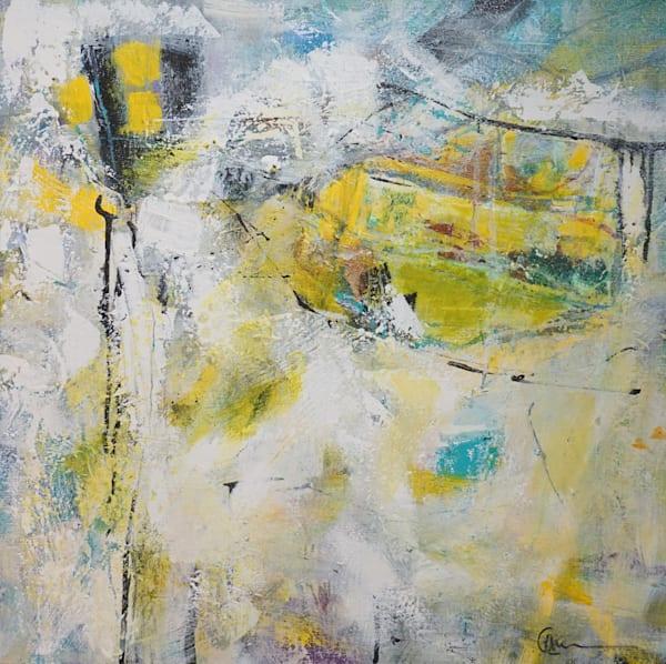 Whiteout Art | Carmen Gambrill Art