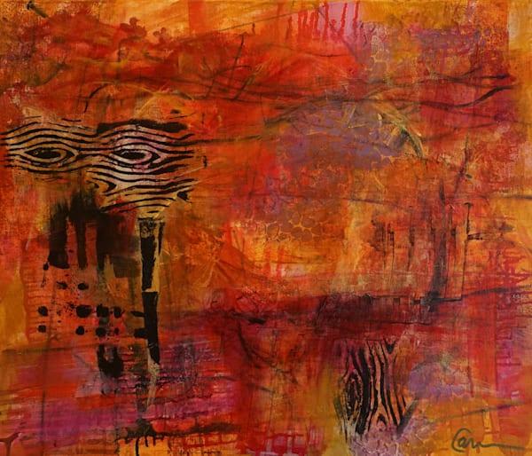 A Walk On The Wild Side Art | Carmen Gambrill Art