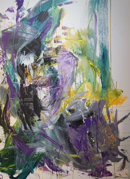 Wild Nights Are Calling Art   Carmen Gambrill Art