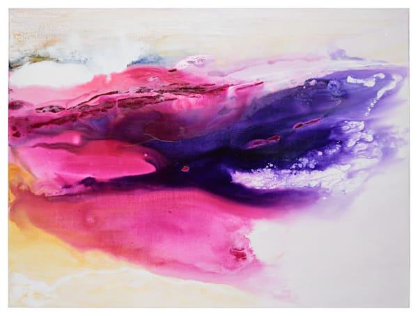 In The Pink Ii Art | Bonnie Carter