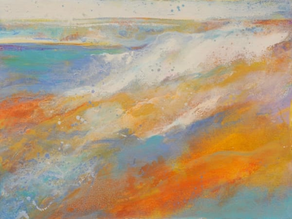 Coastal Meadow Art | Bonnie Carter