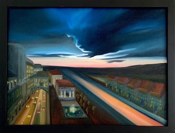 """Interlude"" Original Artwork by Emily Gilman Beezley"