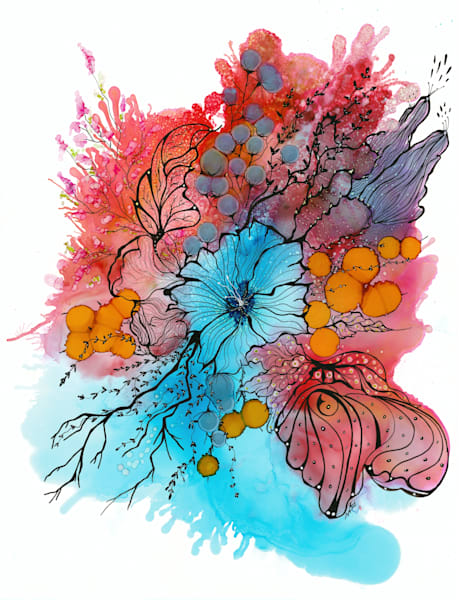 Little Something Hd Art | Art With Judy Ann