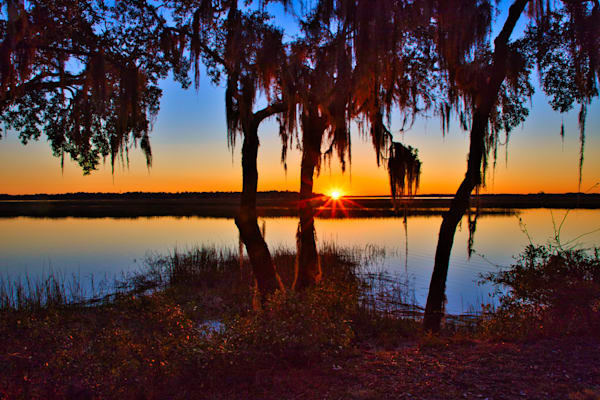 Lowcountry Goodnight Photography Art | Willard R Smith Photography