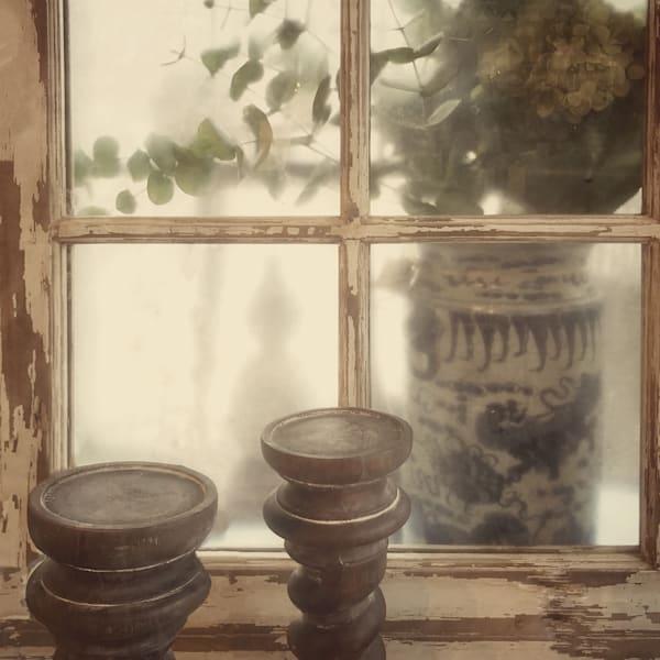 Window, Still-life, garden-tile