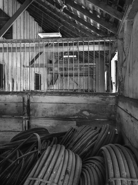 Best Ranch Barn Interior No.1 Art | Patrick Cosgrove Art and Photography