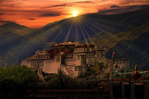 Harv Greenberg Photography - Tibetan Magic