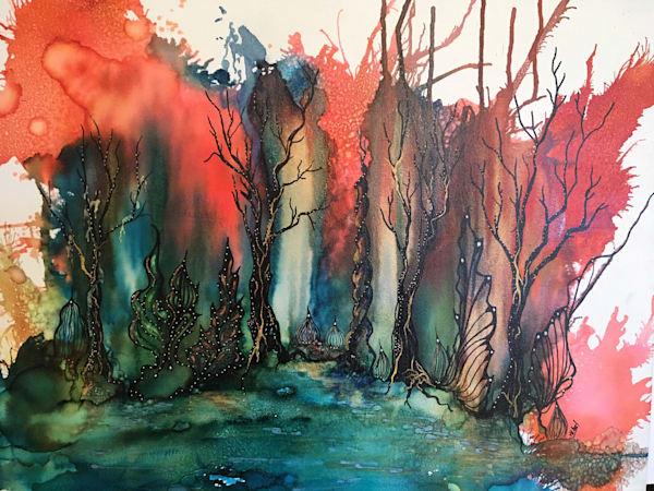Shallow Art | Art With Judy Ann