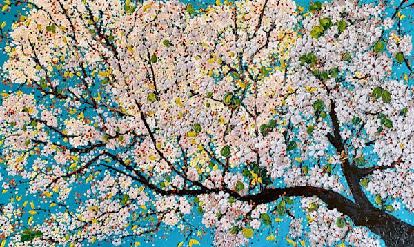 An Opulent Oleander   Original Oil Painting Art | Tessa Nicole Art