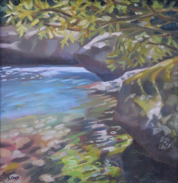 Healing Waters Art | Sharon Guy