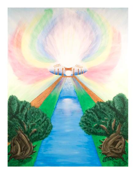 God's Holy Throne