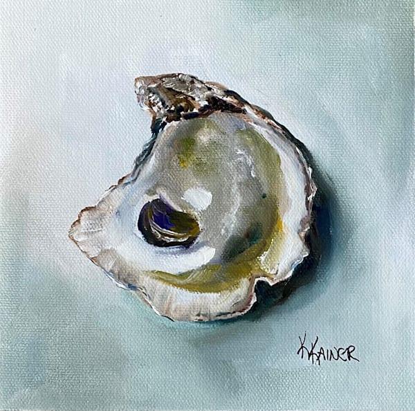 Oyster Shell Art | Kristine Kainer