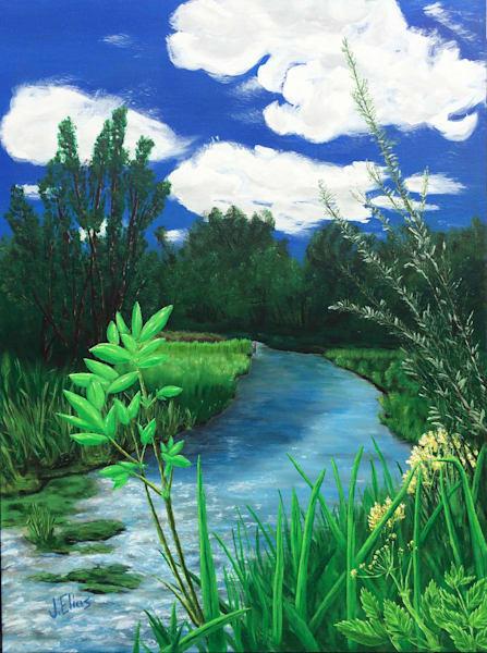 Representational Landscapes