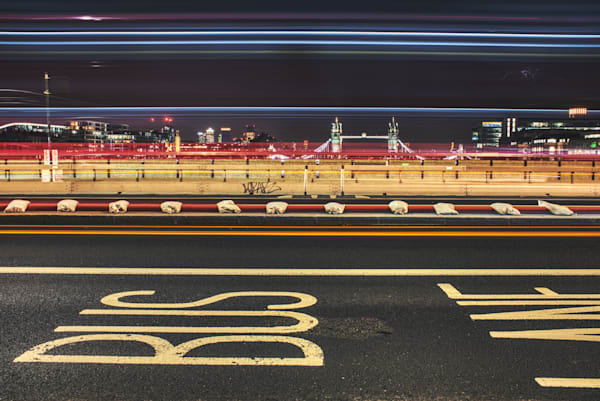 London Bridge Is… Being Repaired Art | Martin Geddes Photography