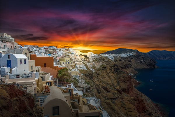 Harv Greenberg Photography - Santorini Spirit