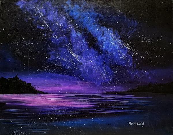 Let's Paint At Lakeview Rv Park, Chilton, Wi   5 8 21 | Kevin Lang Fine Art