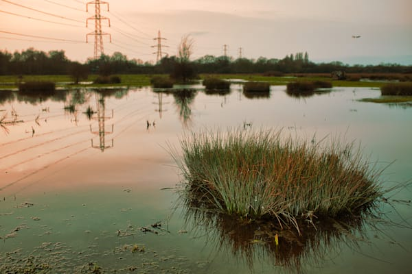 Winter On Staines Moor Art | Martin Geddes Photography