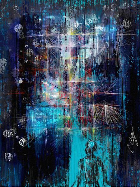 City Of Blues Art | Carlos Burgess Arts & Creative Works LLC