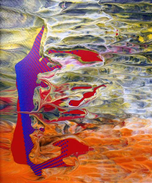 Underwater Sunrise Art | Maciek Peter Kozlowski Art
