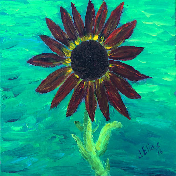 Shelly's Sunflowers 1