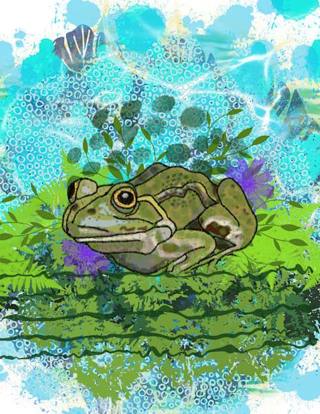 Frogging Art | Lynne Medsker Art & Photography, LLC