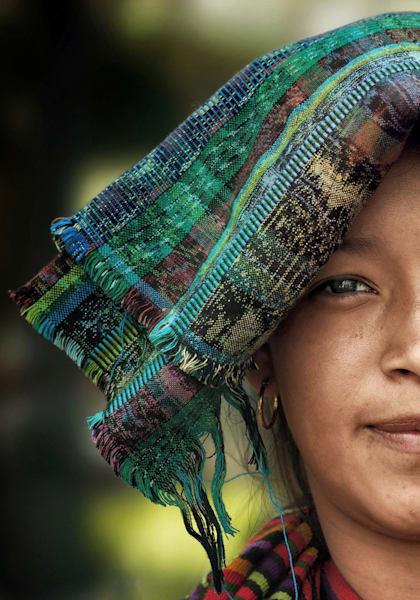 Mayan Girl Art | Danny Johananoff