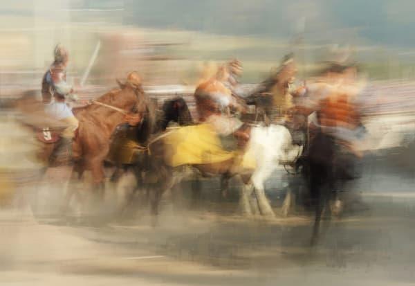 Horse Show Art | Danny Johananoff