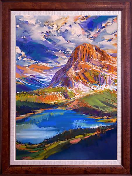 Hidden Lake  Art | Michael Mckee Gallery Inc.