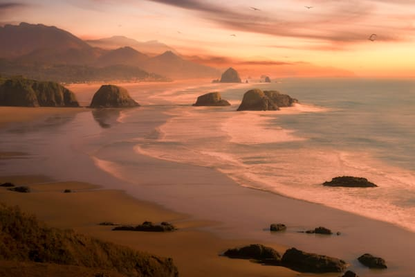 Harv Greenberg Photography - Sea Stack Heaven