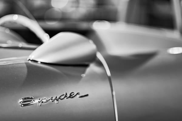 Harv Greenberg Photography - 1955 Porsche 550 Spyder II