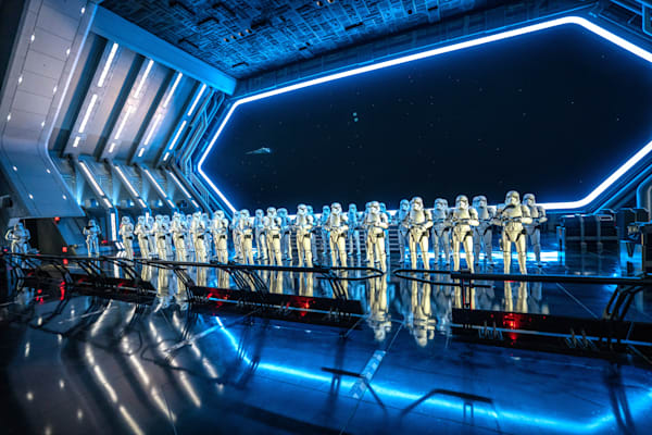 Rise Of The Resistance Stormtrooper Room 2 Photography Art | William Drew Photography