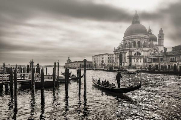 Harv Greenberg Photography - Mornings in Venice I