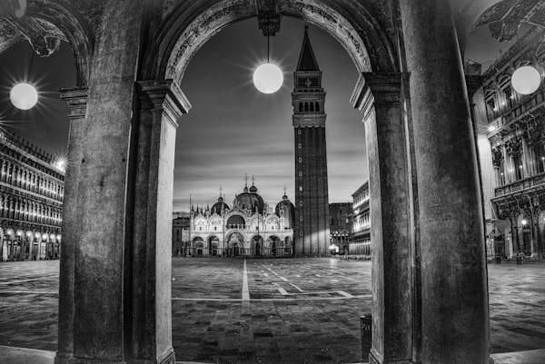 Harv Greenberg Photography - San Marco Serenity