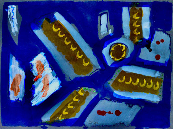 'bluesette' Art | Cera Arts
