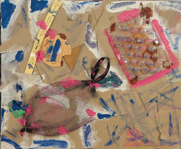 'fishnet' Art   Cera Arts