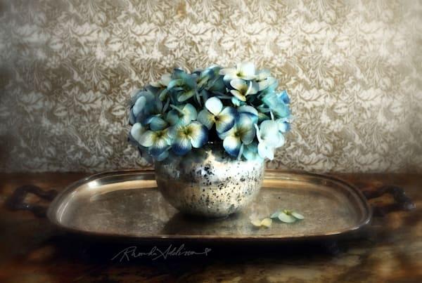Hydrangea Flower Art
