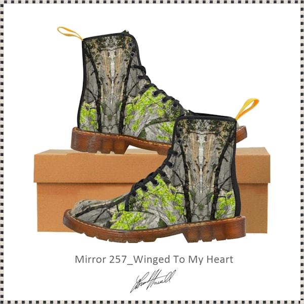 Mirror 257 Boot