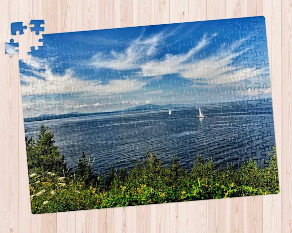Sailing The Maine Coast 300 pc. Puzzle