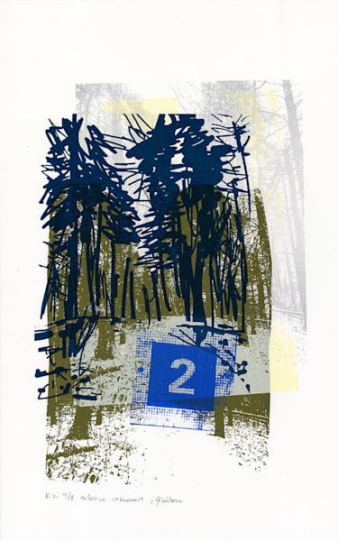 Silence Urbain 4de9 Art | i Ghibu - Art