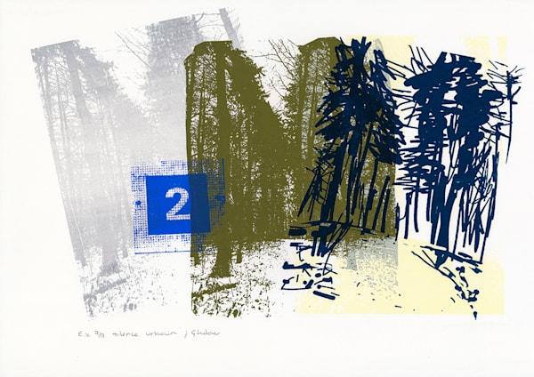 Silence Urbain 7de9 Art | i Ghibu - Art