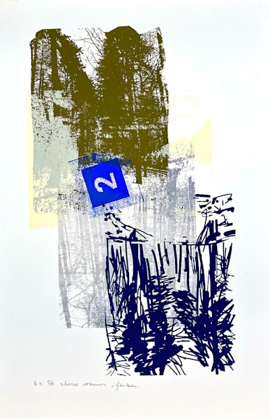Silence Urbain 9de9 Art | i Ghibu - Art