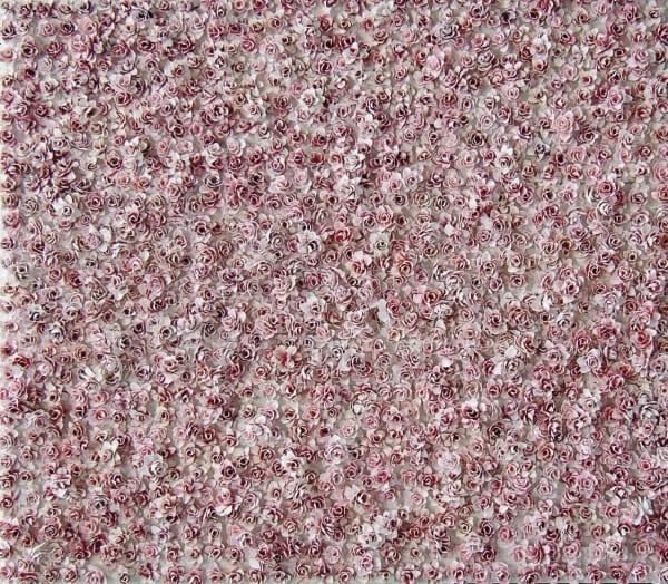 Garden Bonanza   Fc Pink Art | Lauren Naomi Fine Art