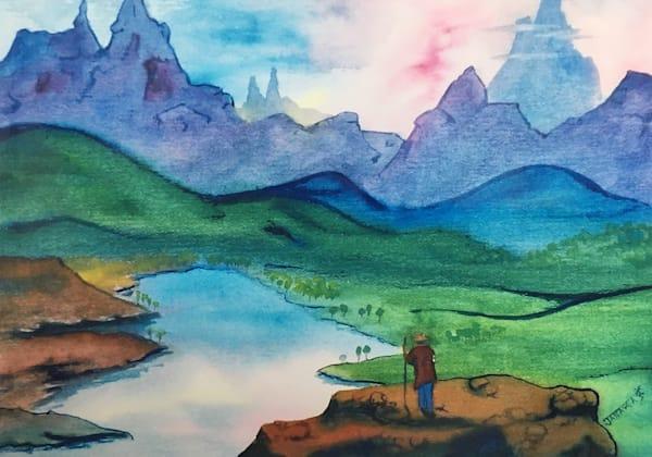 Into The Valley Art | janakastagnaro