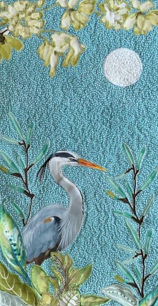Blue Heron Art | Suzanne Aulds Studio