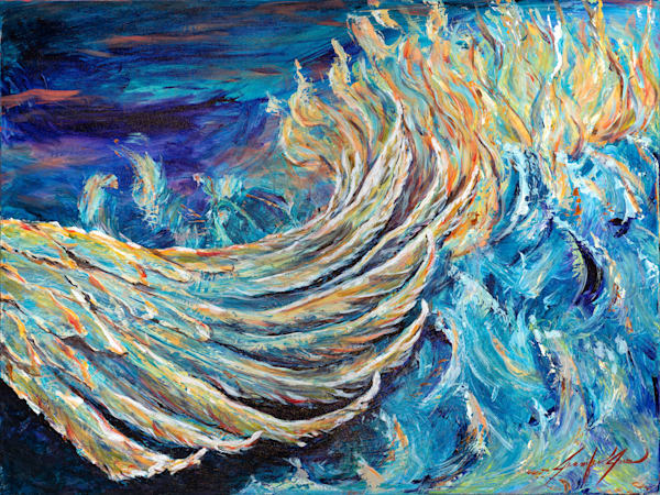 """""""The Power of God's Wing"""""""
